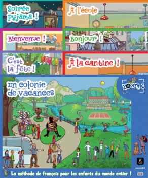 Zoom 1 - Pack de 7 posters