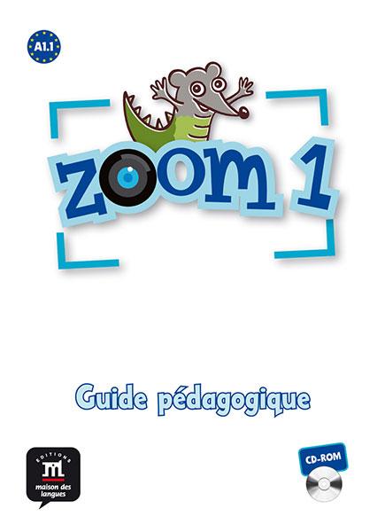 Zoom 1 - CD-ROM Guide pédagogique