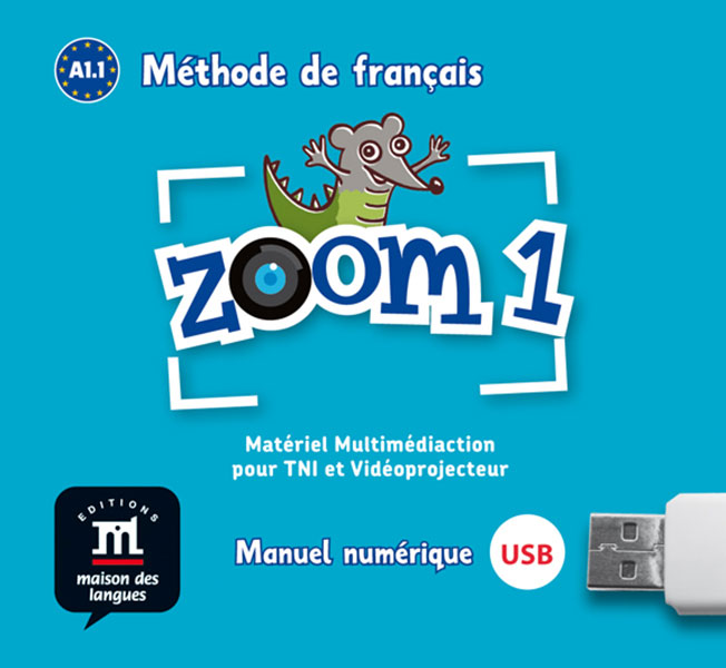 Zoom 1 - Clé USB Multimédiaction