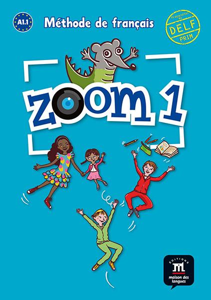 Zoom 1 - Livre de l'élève