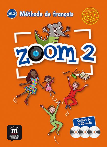 Zoom 2 - Pack de 3 CD audio