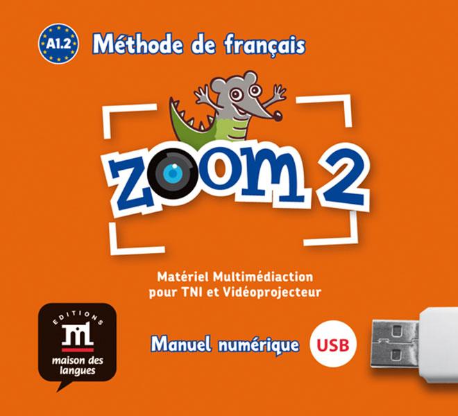 Zoom 2 - Clé USB Multimédiaction