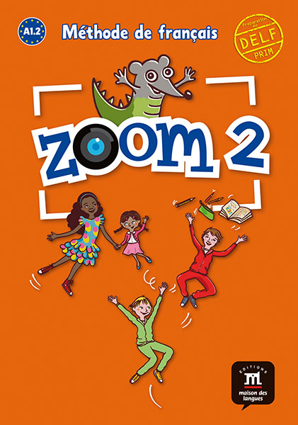 Zoom 2 - Livre de l'élève