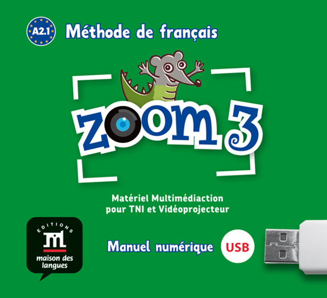 Zoom 3 - Clé USB Multimédiaction