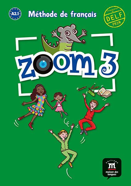 Zoom 3 - Livre de l'élève