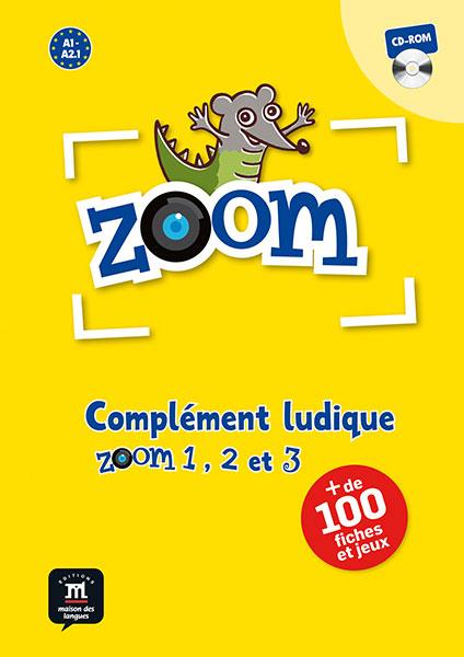 Zoom - Complément ludique + CD-ROM