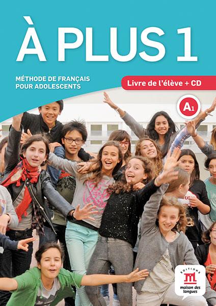 À plus 1 - Livre de l'élève + CD audio