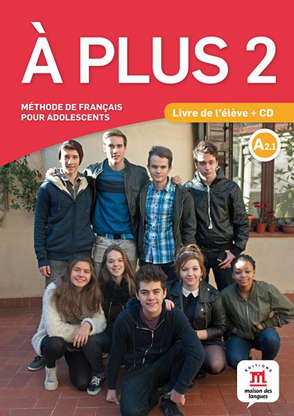 À plus 2 - Livre de l'élève + CD audio