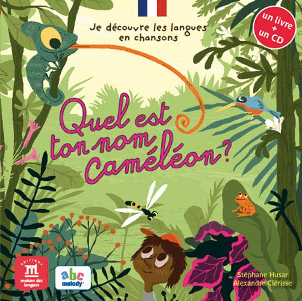 Je découvre le français en chansons