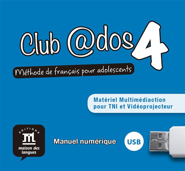 Club @dos 4 - Clé USB Multimédiaction
