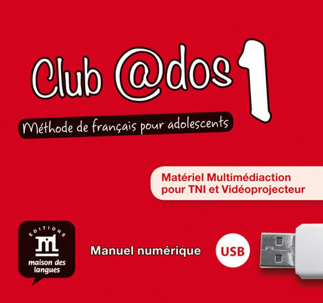 Club @dos 1 - Clé USB Multimédiaction