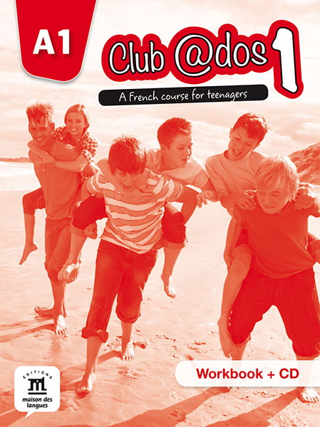 Club @dos 1 - Cahier d'exercices + CD audio - Anglophone