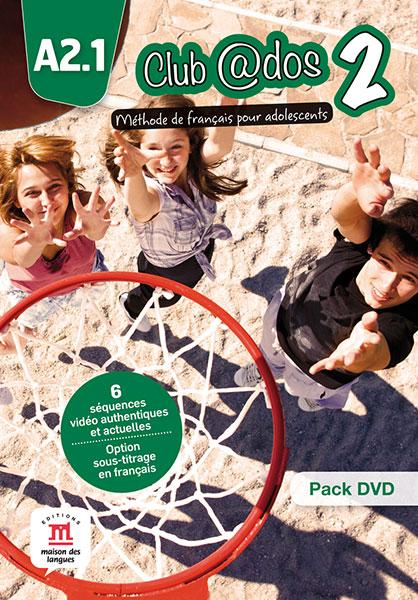 Club @dos 2 - Pack DVD