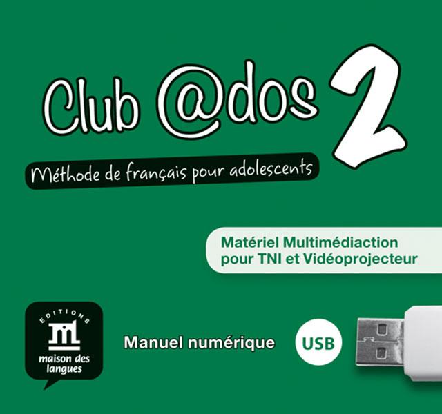 Club @dos 2 - Clé USB Multimédiaction