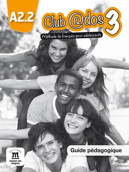 Club @dos 3 - Guide pédagogique