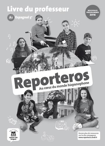 Reporteros 5e - Livre du professeur
