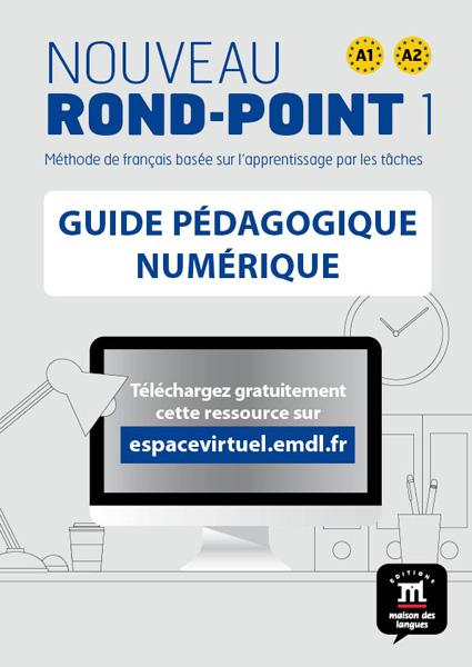 Nouveau Rond-Point 1 - Guide pédagogique