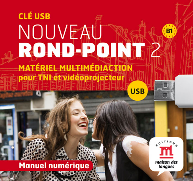 Nouveau Rond-Point 2 - Clé USB Multimédiaction