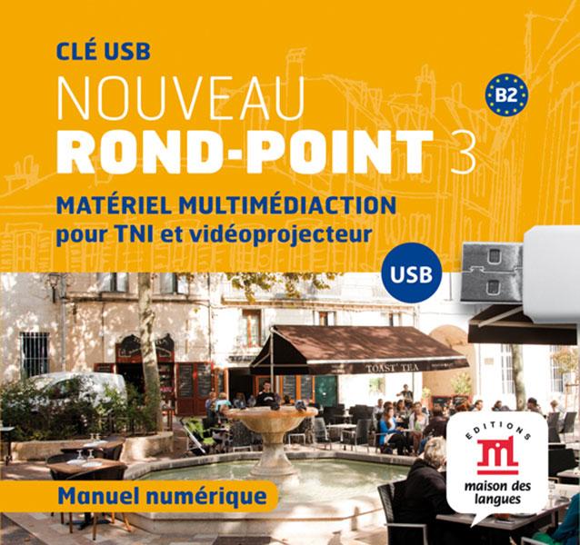 Nouveau Rond-Point 3 - Clé USB Multimédiaction