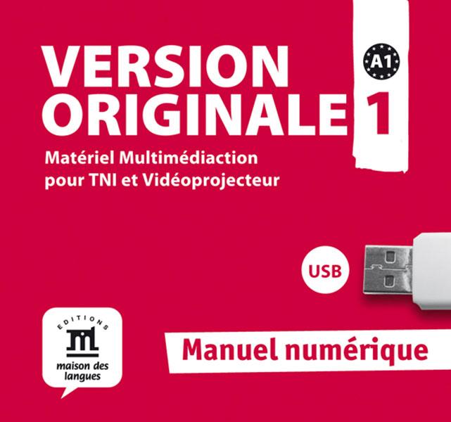 Version Originale 1 - Clé USB Multimédiaction