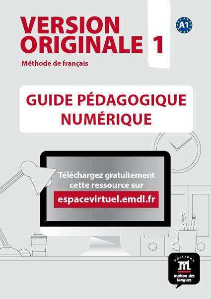 Version Originale 1 - Guide pédagogique