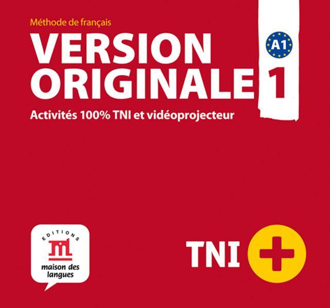 Version Originale 1 - Clé USB TNI +