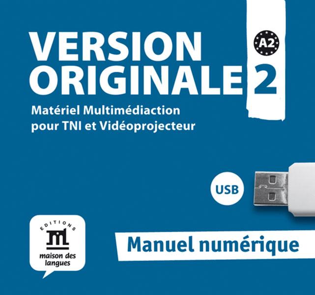 Version Originale 2 - Clé USB Multimédiaction