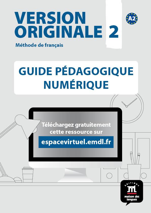 Version Originale 2 - Guide pédagogique