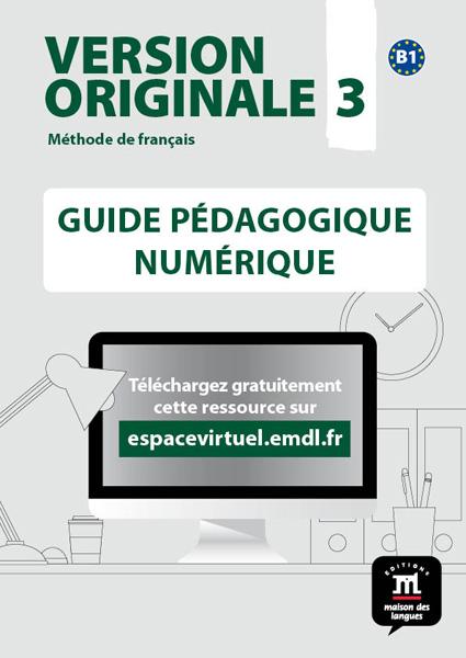 Version Originale 3 - Guide pédagogique