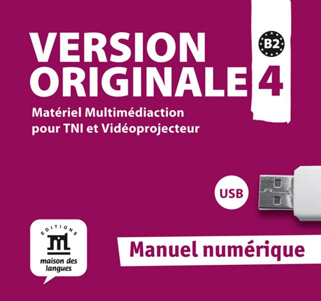 Version Originale 4 - Clé USB Multimédiaction