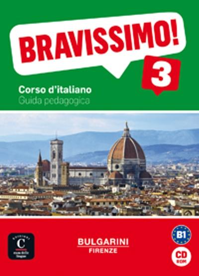 Bravissimo! 3 - CD-Rom Guide pédagogique