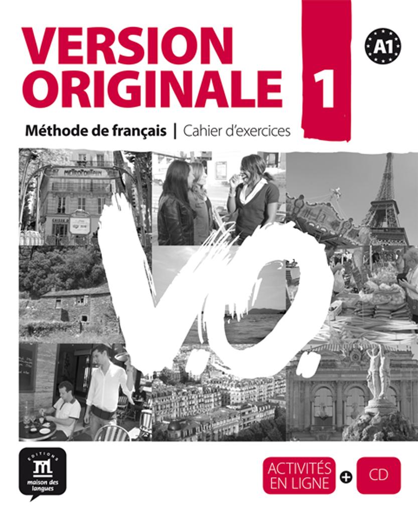 Version Originale 1 - Cahier d'exercices + CD audio