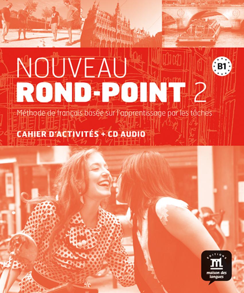 Nouveau Rond-Point 2 - Cahier d'activités + CD audio