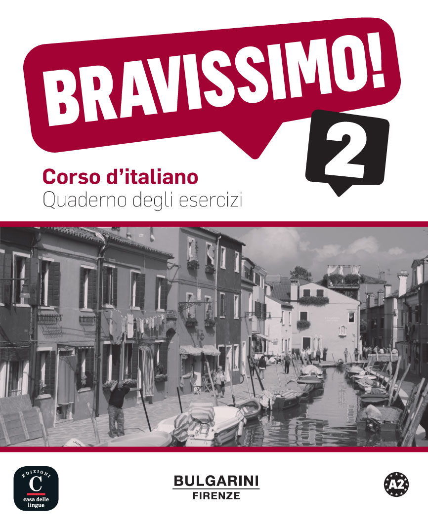 Bravissimo! 2 - Cahier d'activités