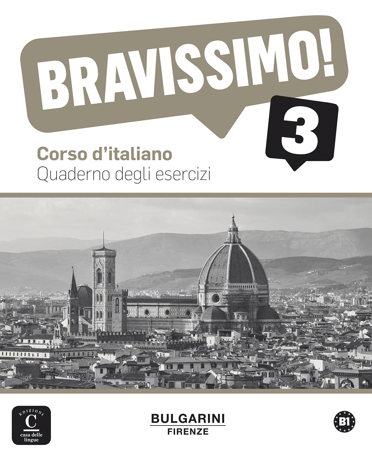 Bravissimo! 3 - Cahier d'activités