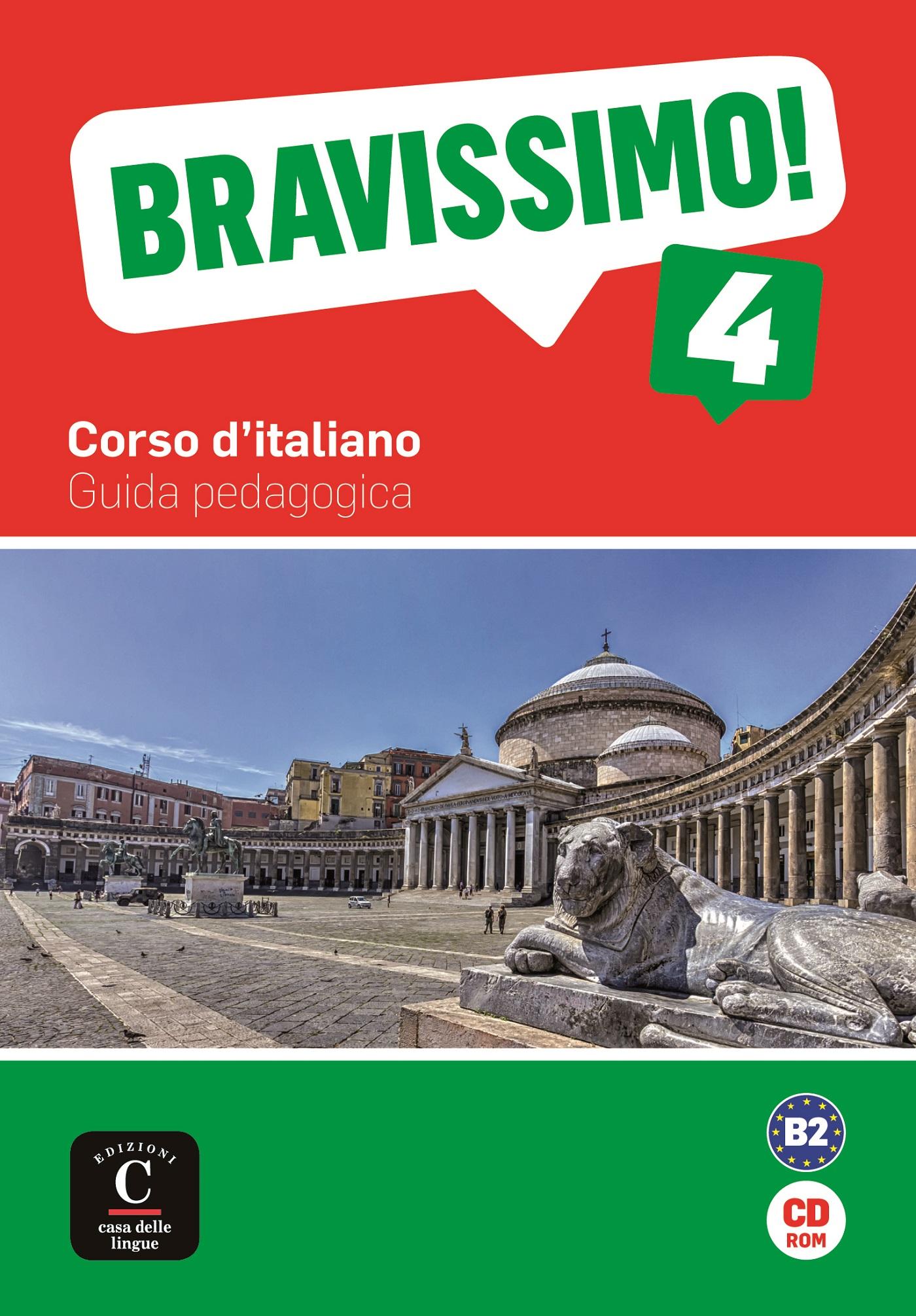 Bravissimo! 4 - CD + guide pédagogique