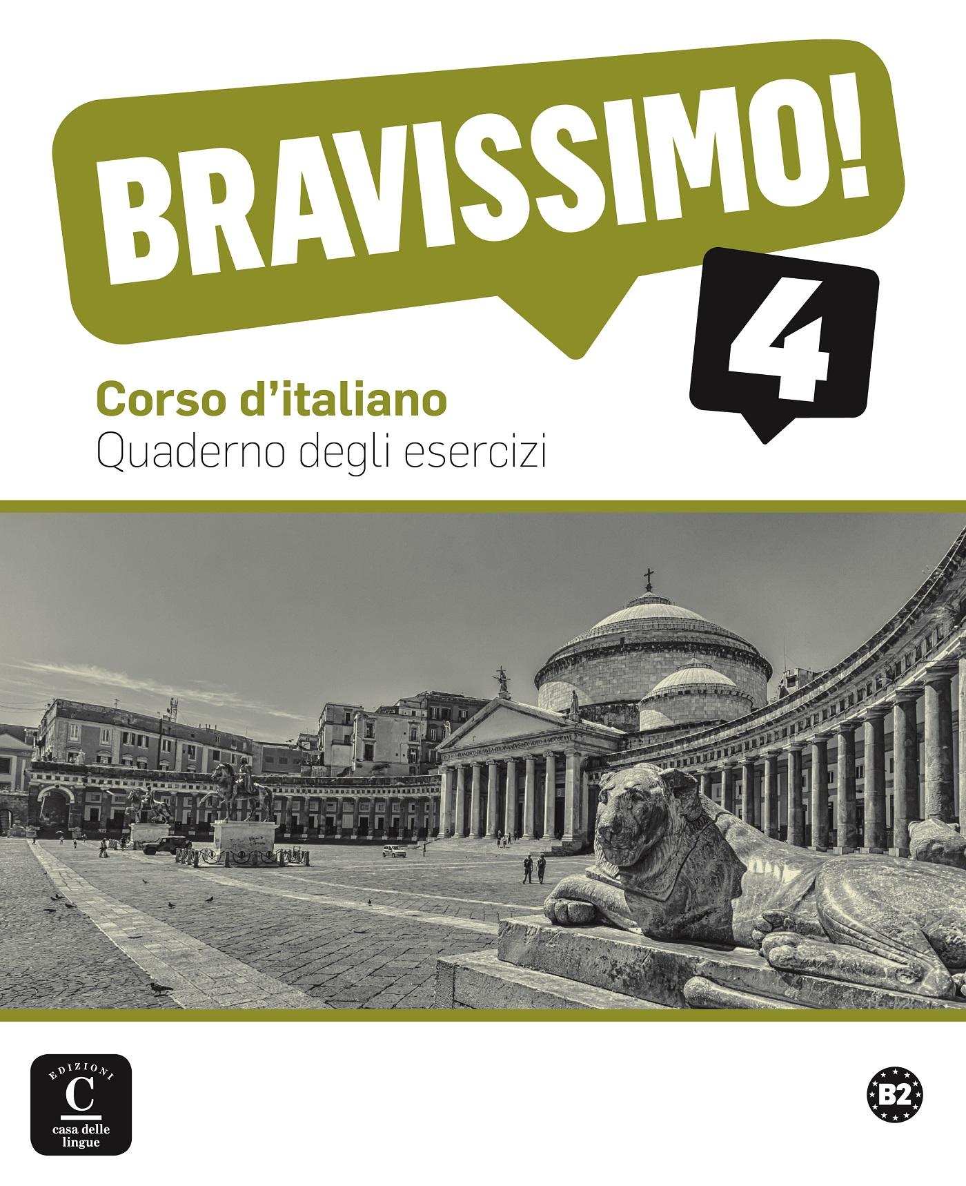 Bravissimo! 4 - Cahier d'activités