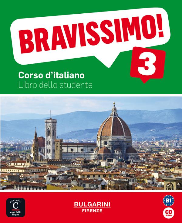 Bravissimo! 3 - Livre de l'élève + CD