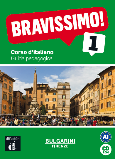 Bravissimo! 1 - Guide pédagogique CD-ROM