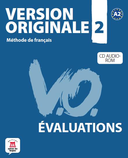 Version Originale 2 - Évaluations + CD-ROM