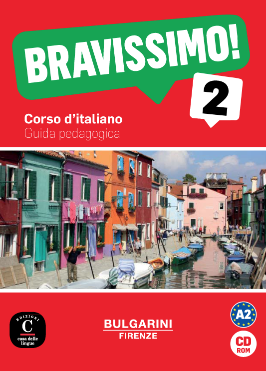 Bravissimo! 2 - Guide pédagogique CD-ROM