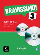 Bravissimo! 3 - DVD + CD-Rom