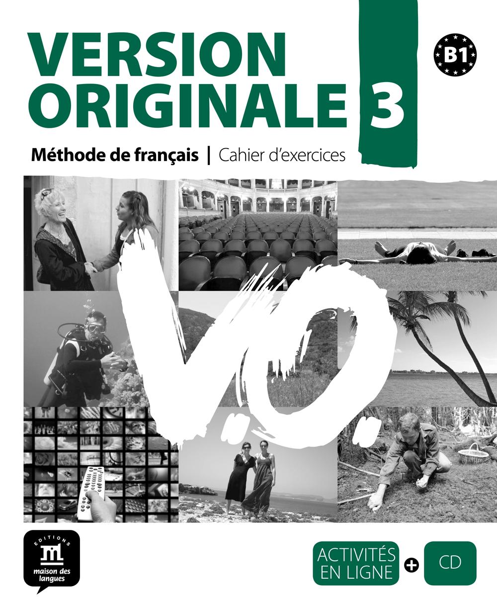 Version Originale 3 - Cahier d'exercices + CD audio