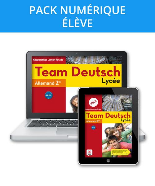 Team Deutsch Lycée Neu! 2de - Manuel numérique élève