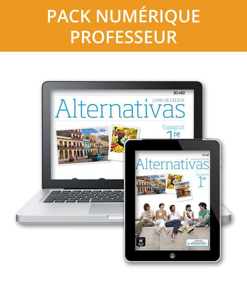 Alternativas 1re - Pack numérique professeur