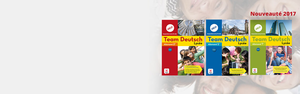 Team Deutsch Lycée Neu!