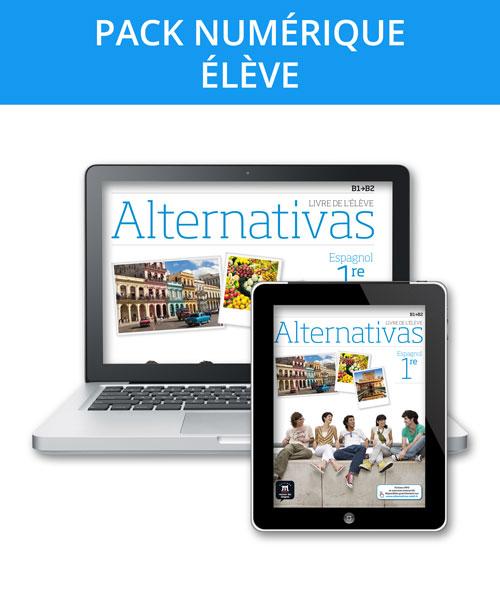 Alternativas 1re - Pack numérique élève
