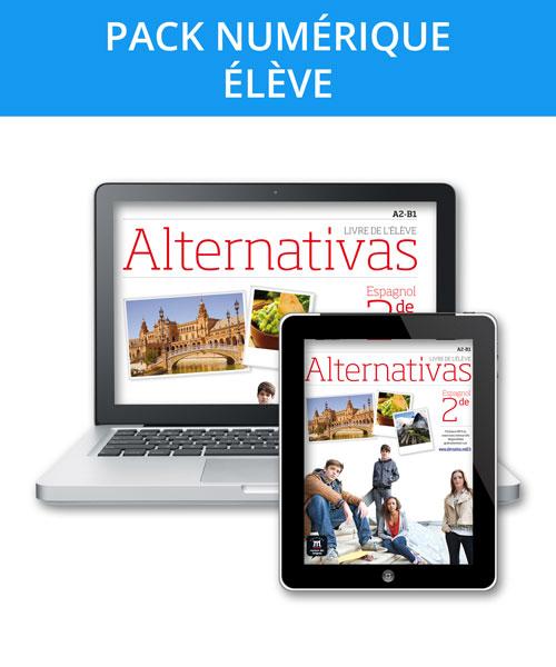 Alternativas 2de - Pack numérique élève