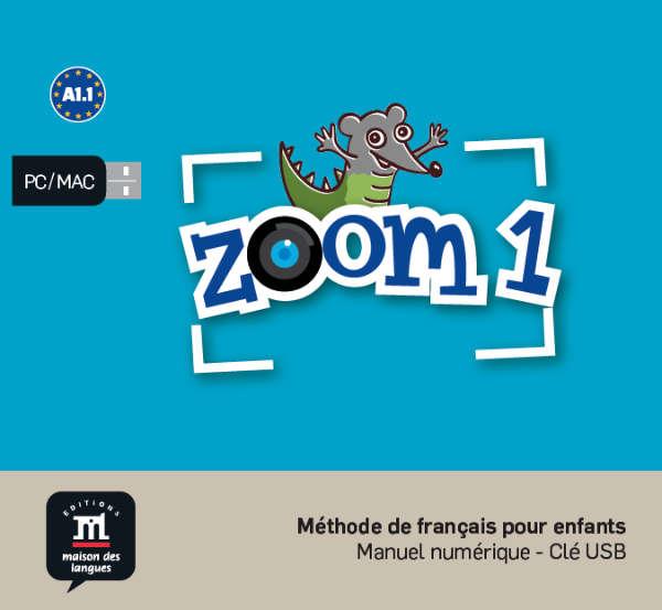 Zoom 1 - Clé USB