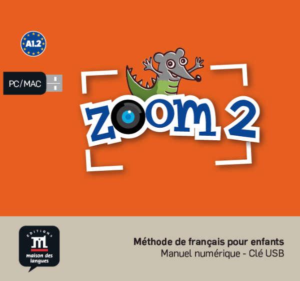 Zoom 2 - Clé USB